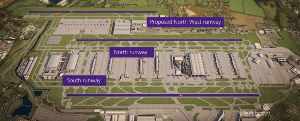 London Heathrow Third Runway