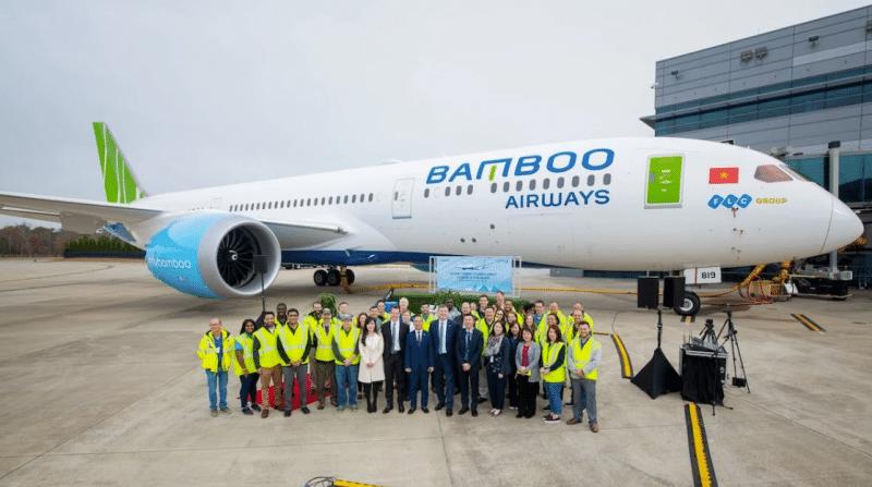 Bamboo Airways Boeing 787 9
