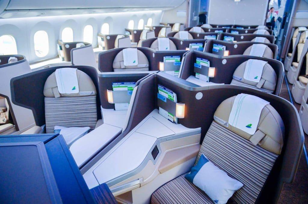 Bamboo Airways Business Class