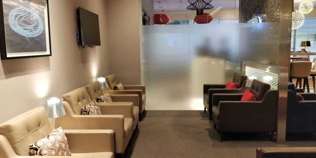 British Airways Lounge Dubai 3