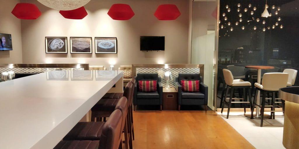British Airways Lounge Dubai 6