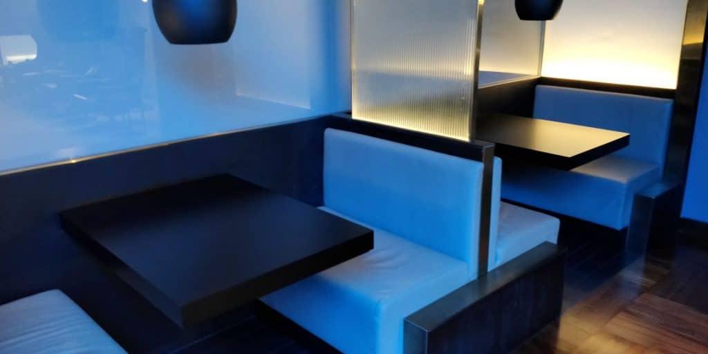 British Airways Lounge Dubai Concorde Bar 2