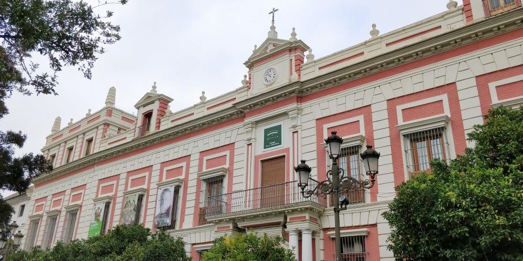 Casa De La Provincia Sevilla
