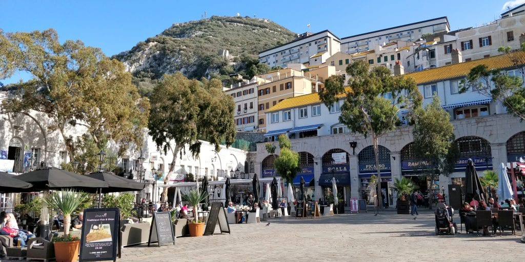Casemates Square Gibraltar 2