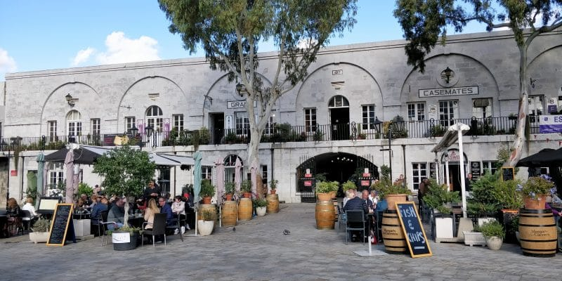 Casemates Square Gibraltar 3