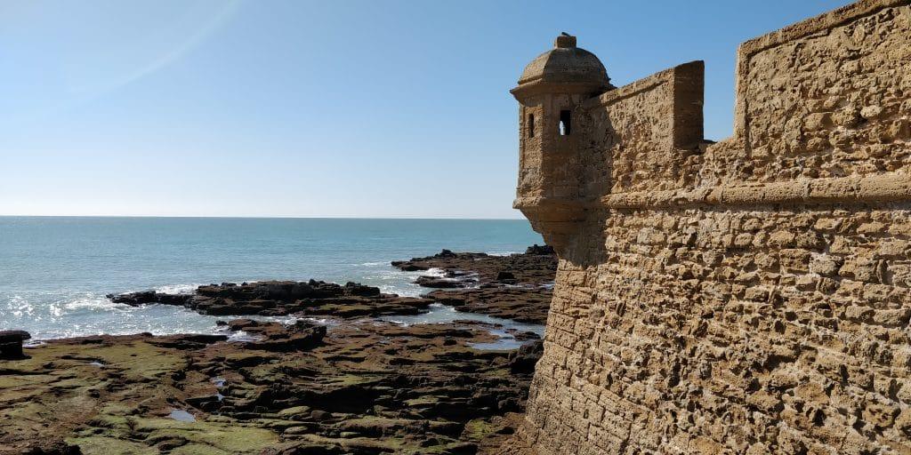 Castillo De San Sebastian Cadiz 3