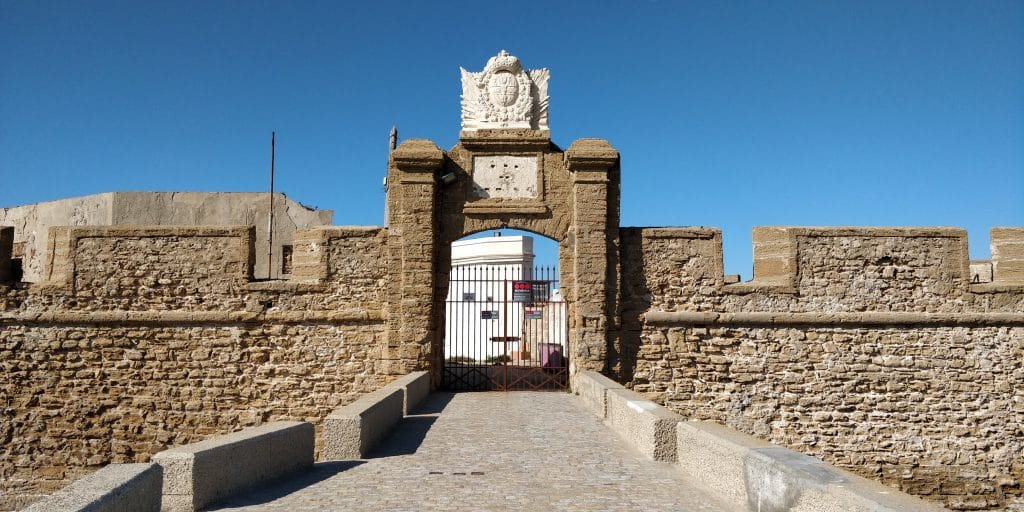 Castillo De San Sebastian Cadiz 5