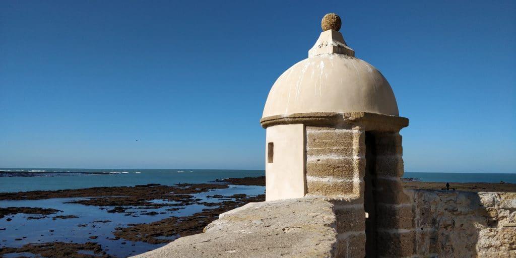Castillo De Santa Catalina Cadiz 9
