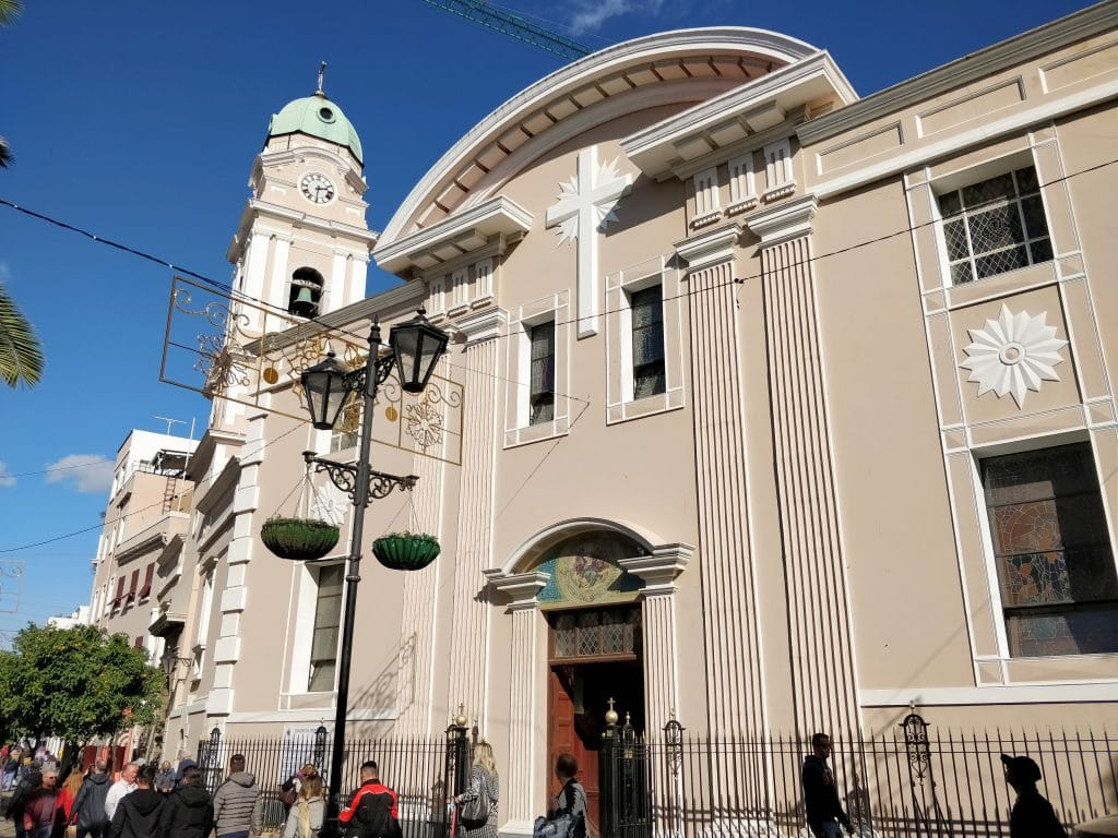 Cathedral Of Saint Mary The Crowned Gibraltar