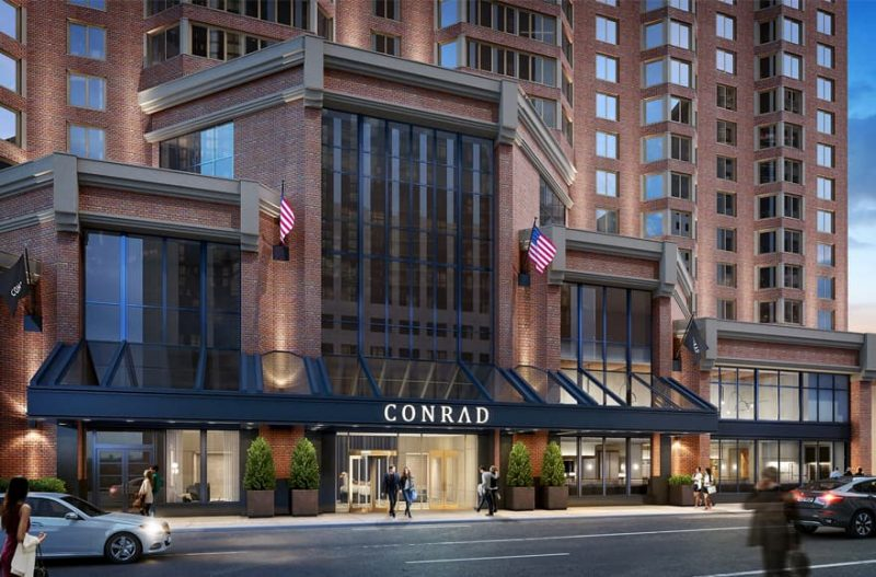 Conrad New York Midtown Hotel