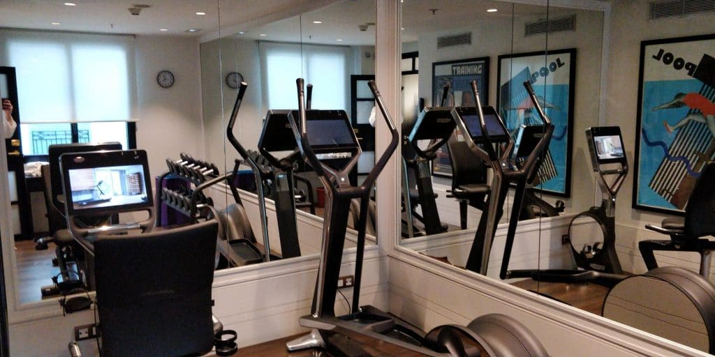 Cotton House Barcelona Fitness 1
