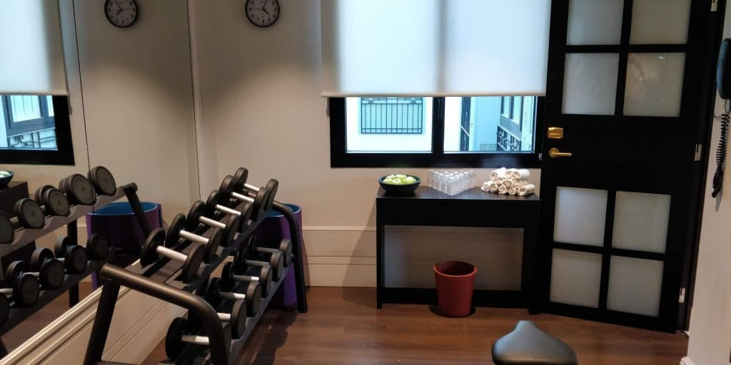 Cotton House Barcelona Fitness 2