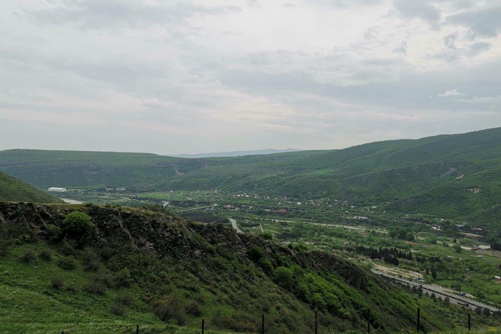 Georgien Ausblick