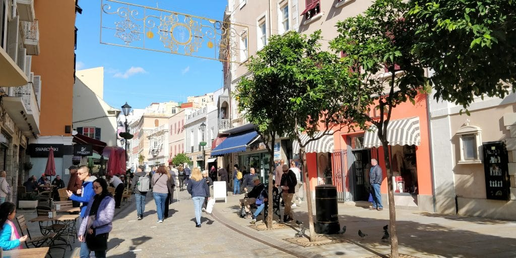 Gibraltar Main Street 2