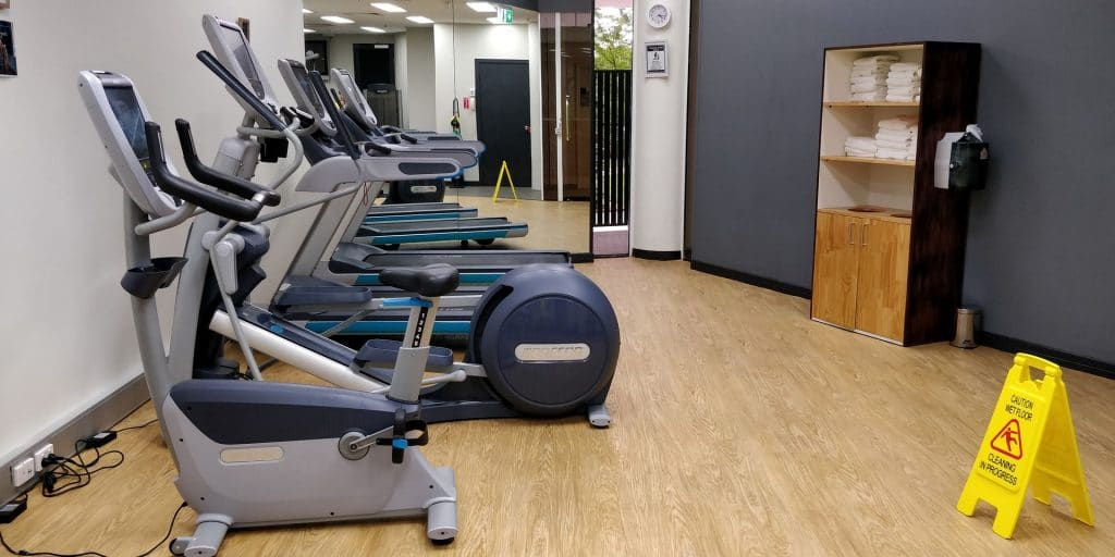 Hilton Cairns Fitness 2