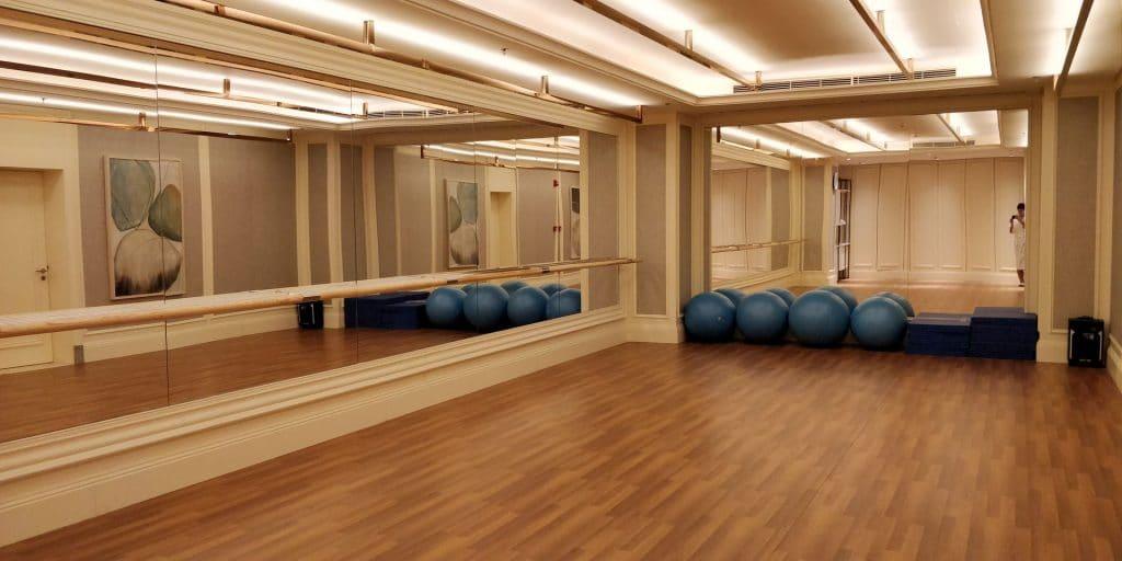 Hilton Dalian Golden Pebble Beach Fitness 3