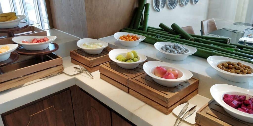 Hilton Dalian Golden Pebble Beach Frühstück 4