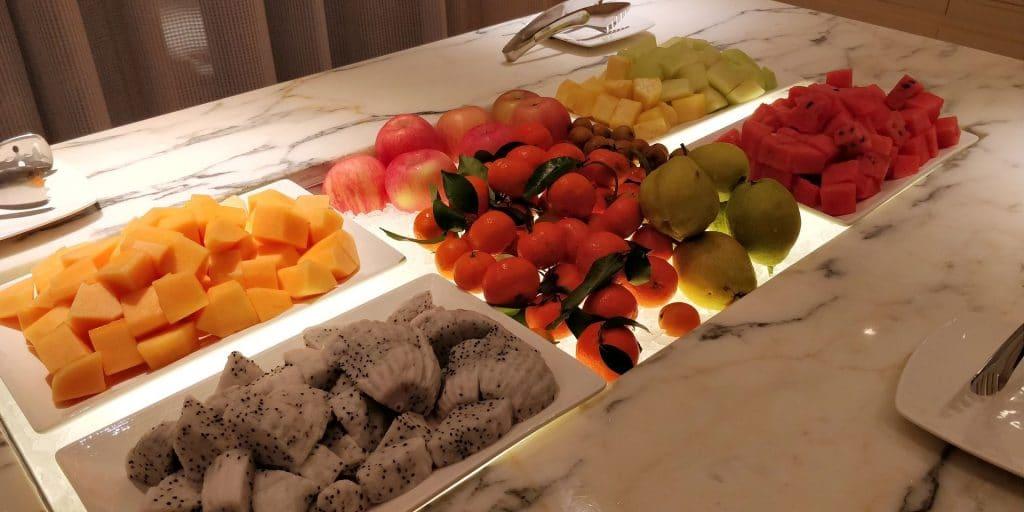 Hilton Dalian Golden Pebble Beach Lounge Abendessen 4