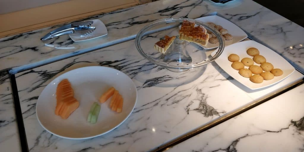 Hilton Dalian Golden Pebble Beach Lounge Afternoon Tea