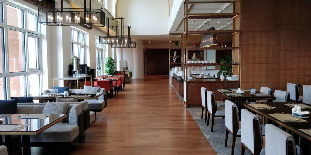 Hilton Dalian Golden Pebble Beach Restaurant