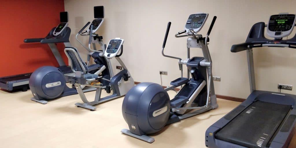 Hilton Garden Inn Sevilla Fitness 4