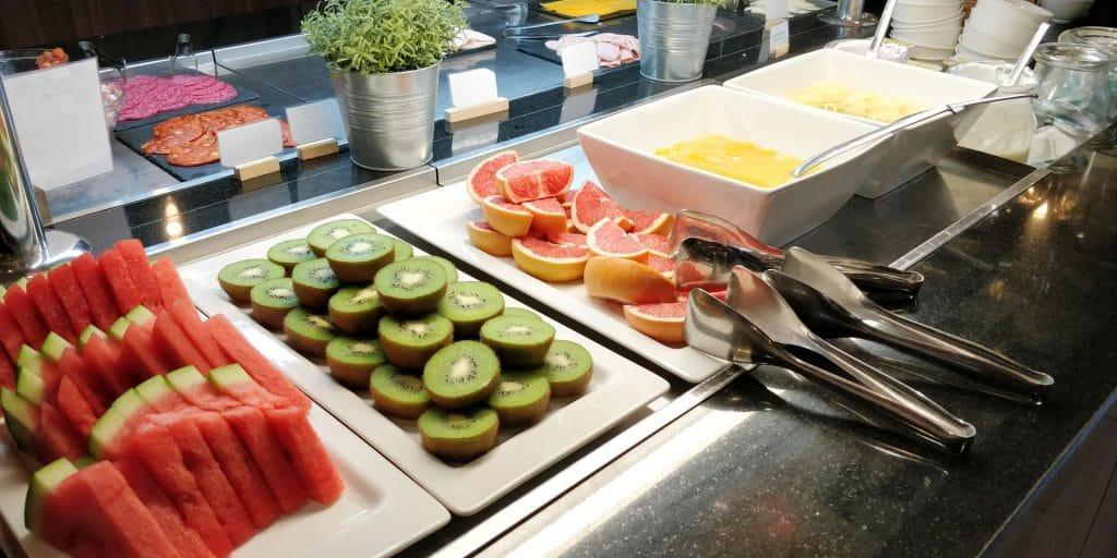 Hilton Garden Inn Sevilla Frühstück 5