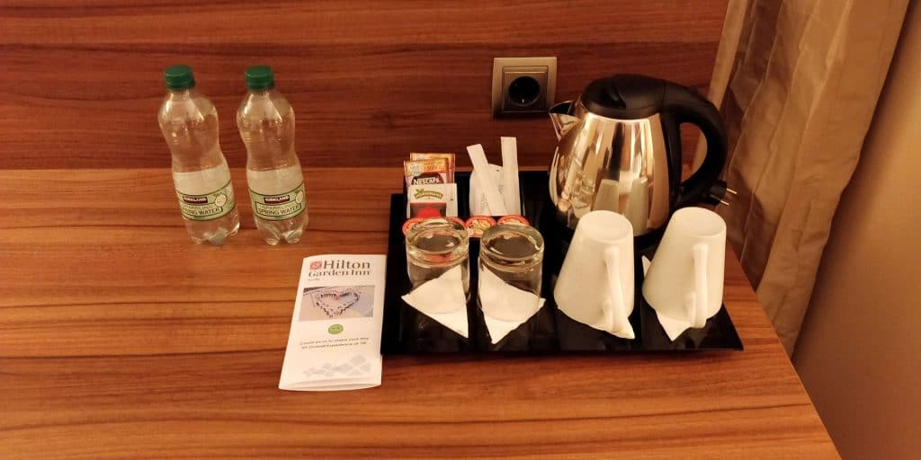 Hilton Garden Inn Sevilla Zimmer 3