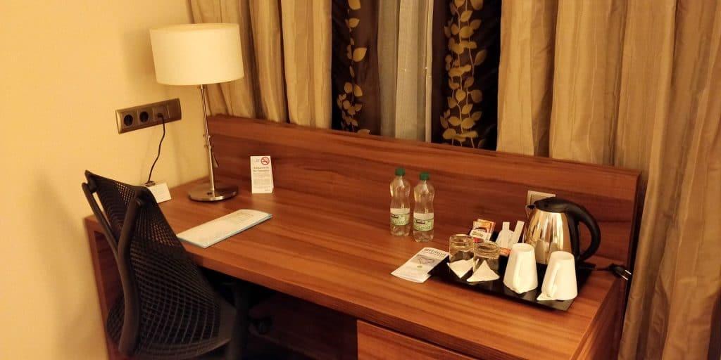 Hilton Garden Inn Sevilla Zimmer 4