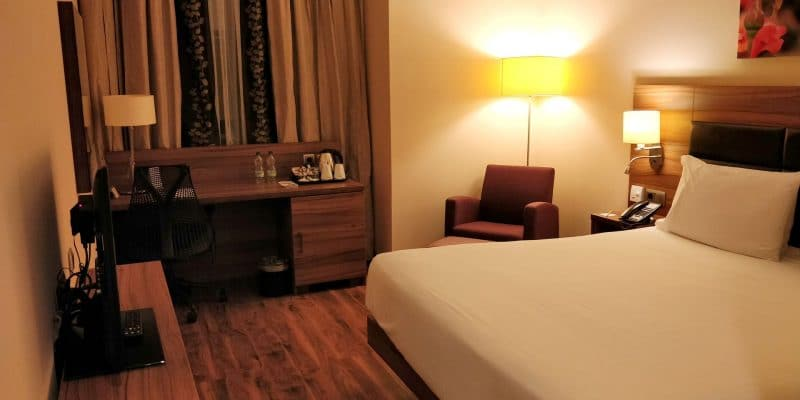 Hilton Garden Inn Sevilla Zimmer 6