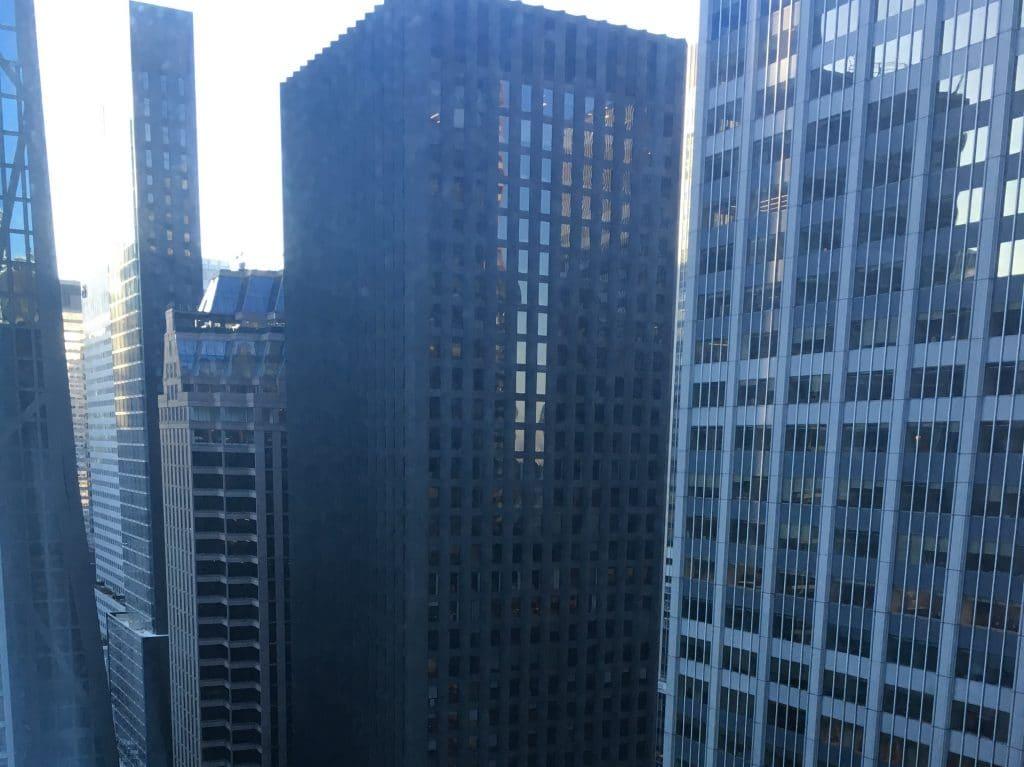 Hilton Midtown New York Ausblick