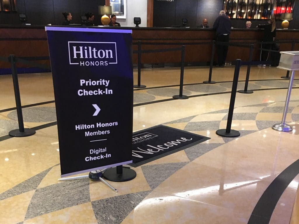 Hilton Midtown New York Check In