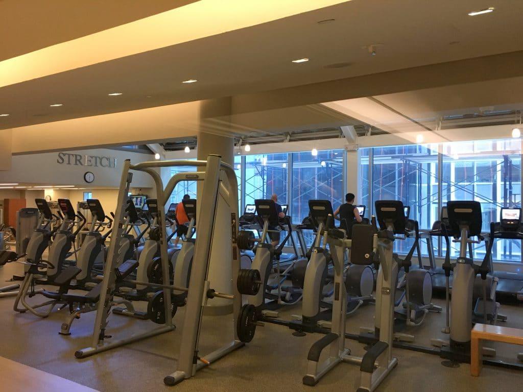 Hilton Midtown New York Fitness