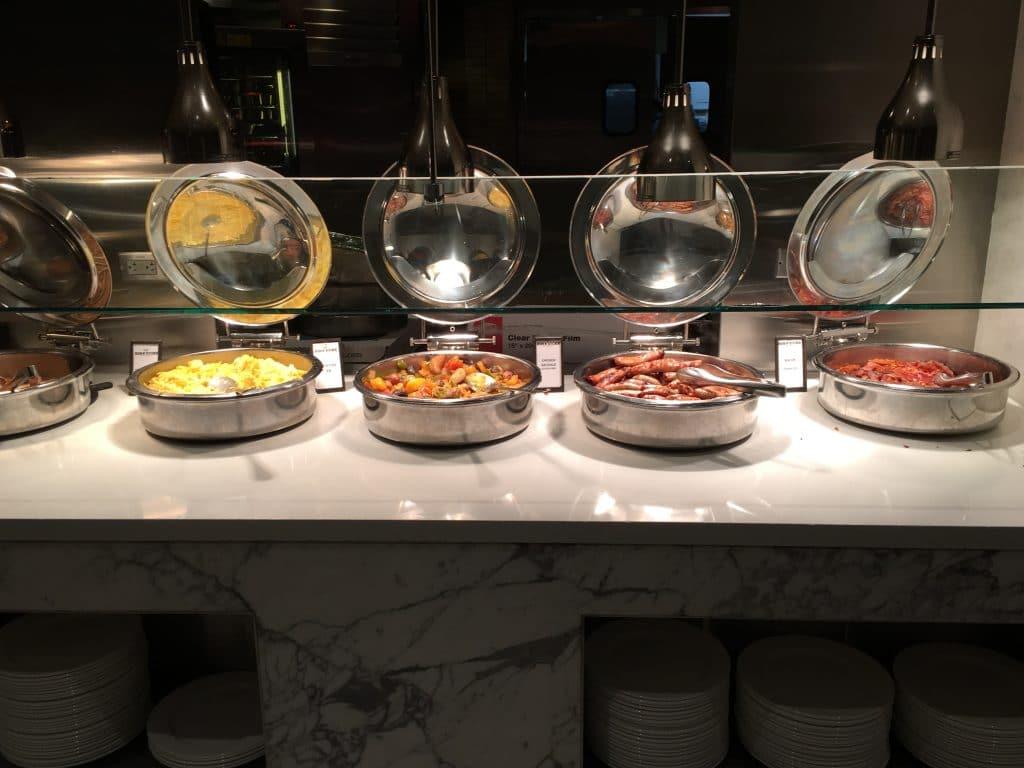 Hilton Midtown New York Frühstück 5