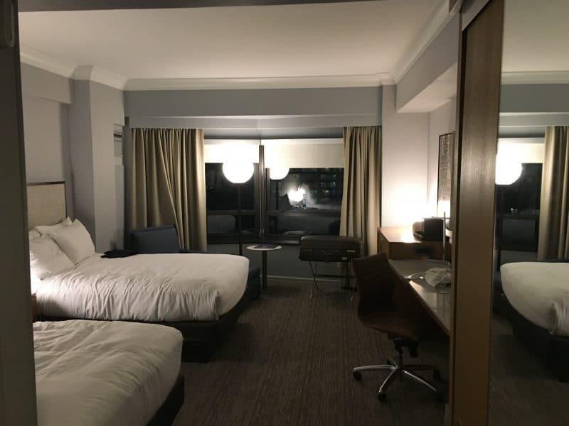 Hilton Midtown New York Zimmer