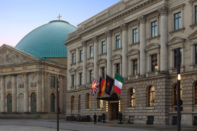Hotel De Rome Berlin Hotel