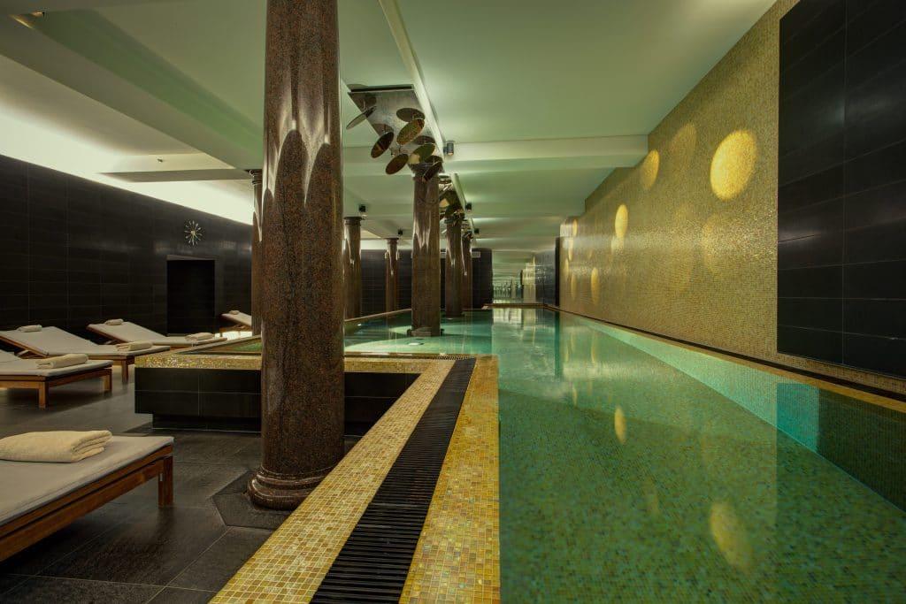 Hotel De Rome Berlin Pool