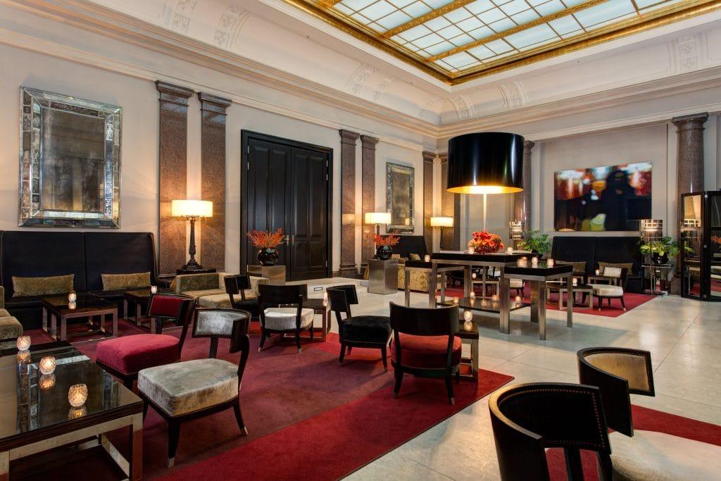 Hotel De Rome Berlin Restaurant