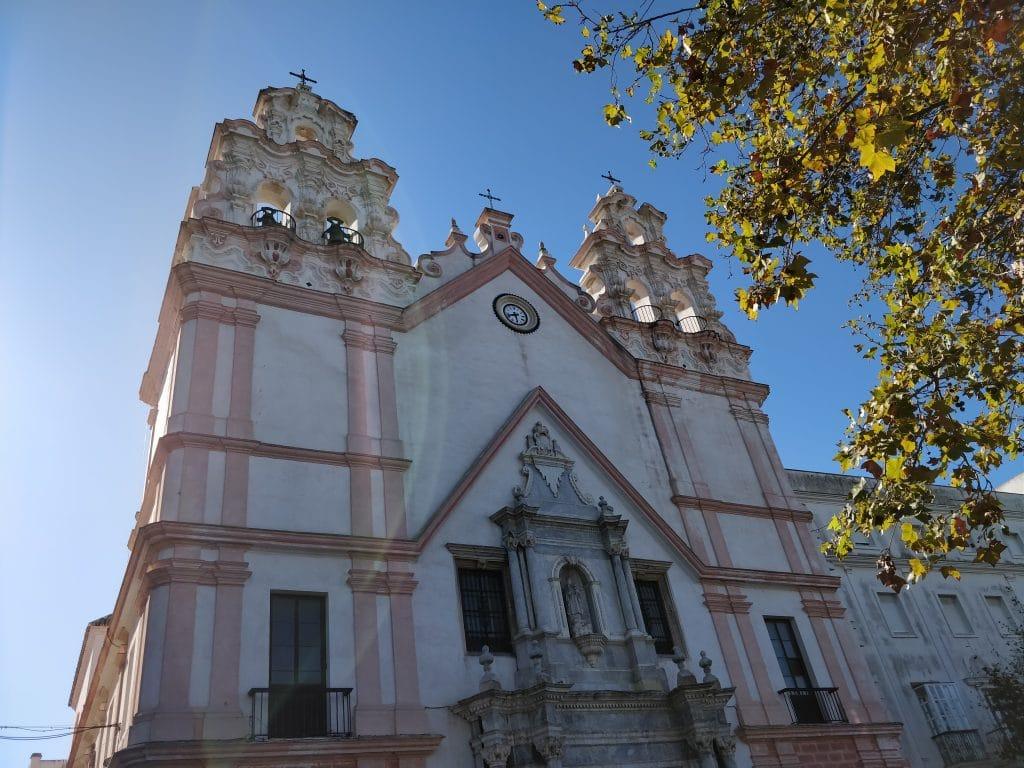 Iglesia Del Carmen Cadiz
