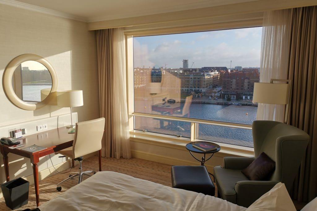 Marriott Kopenhagen Zimer