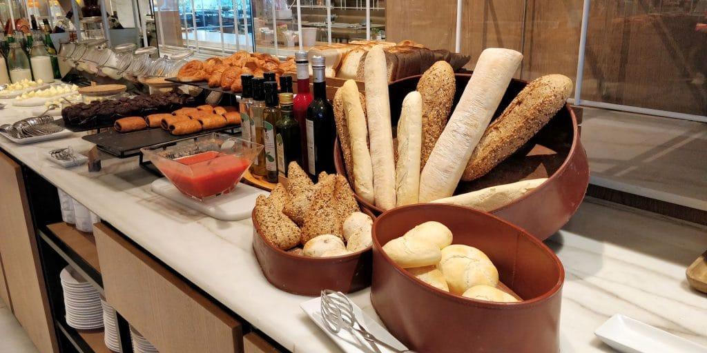 Melia Sevilla Frühstück 10