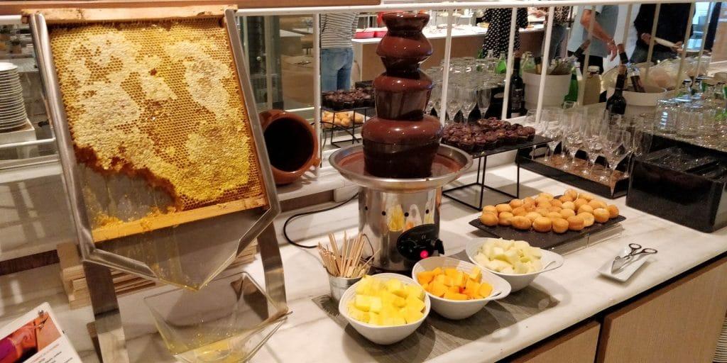 Melia Sevilla Frühstück 12