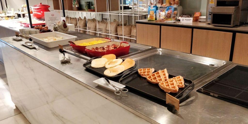 Melia Sevilla Frühstück 6