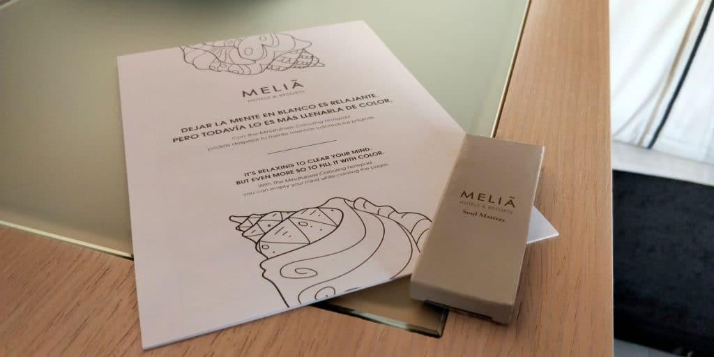 Melia Sevilla Malblock