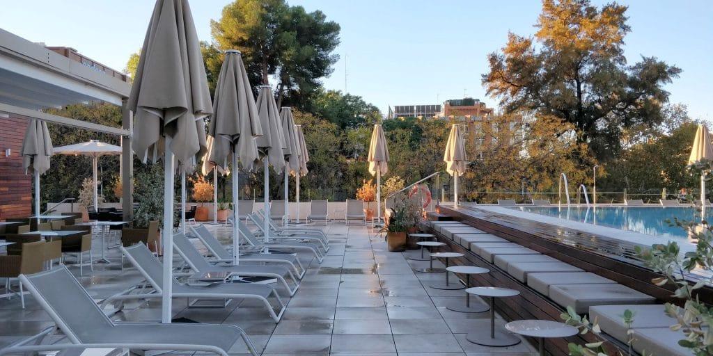 Melia Sevilla Pool 2