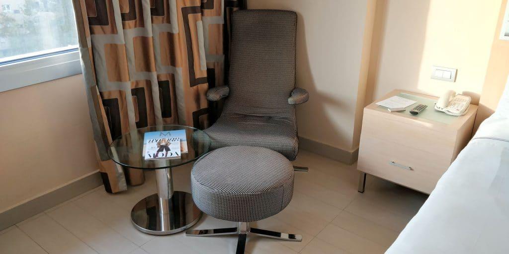 Melia Sevilla Zimmer 3