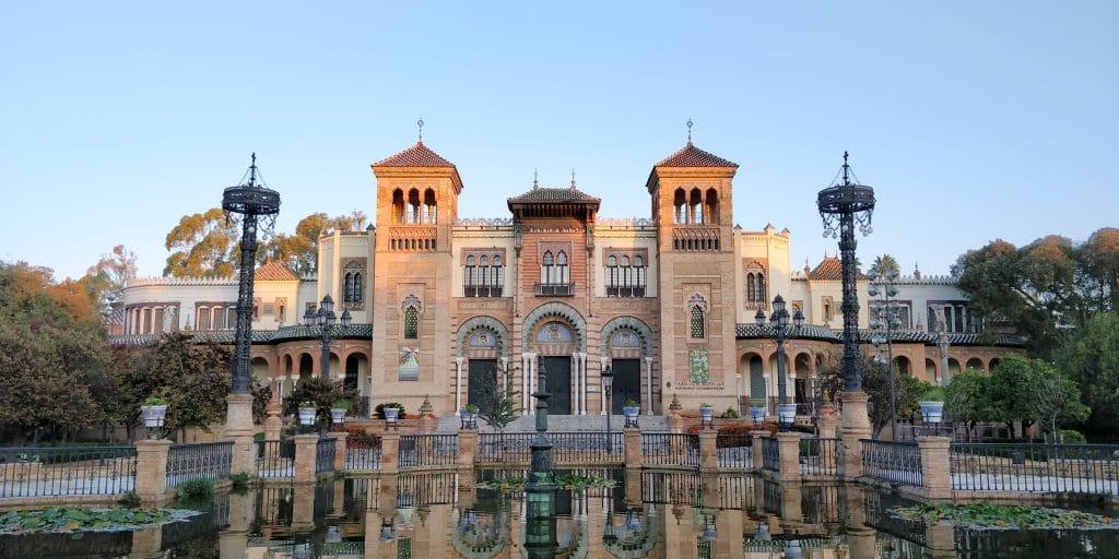 Museo Des Artes Et Costumbres Sevilla