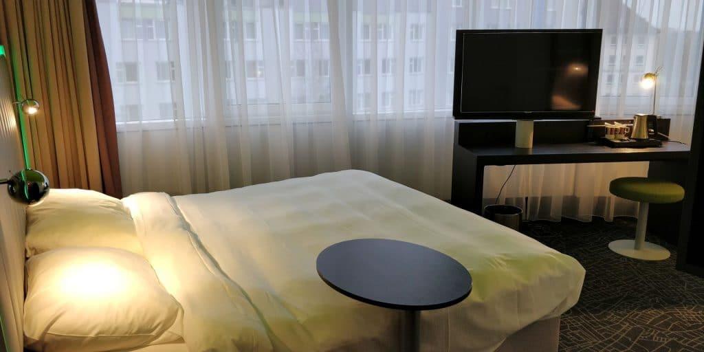 Park Inn Nürnberg Zimmer