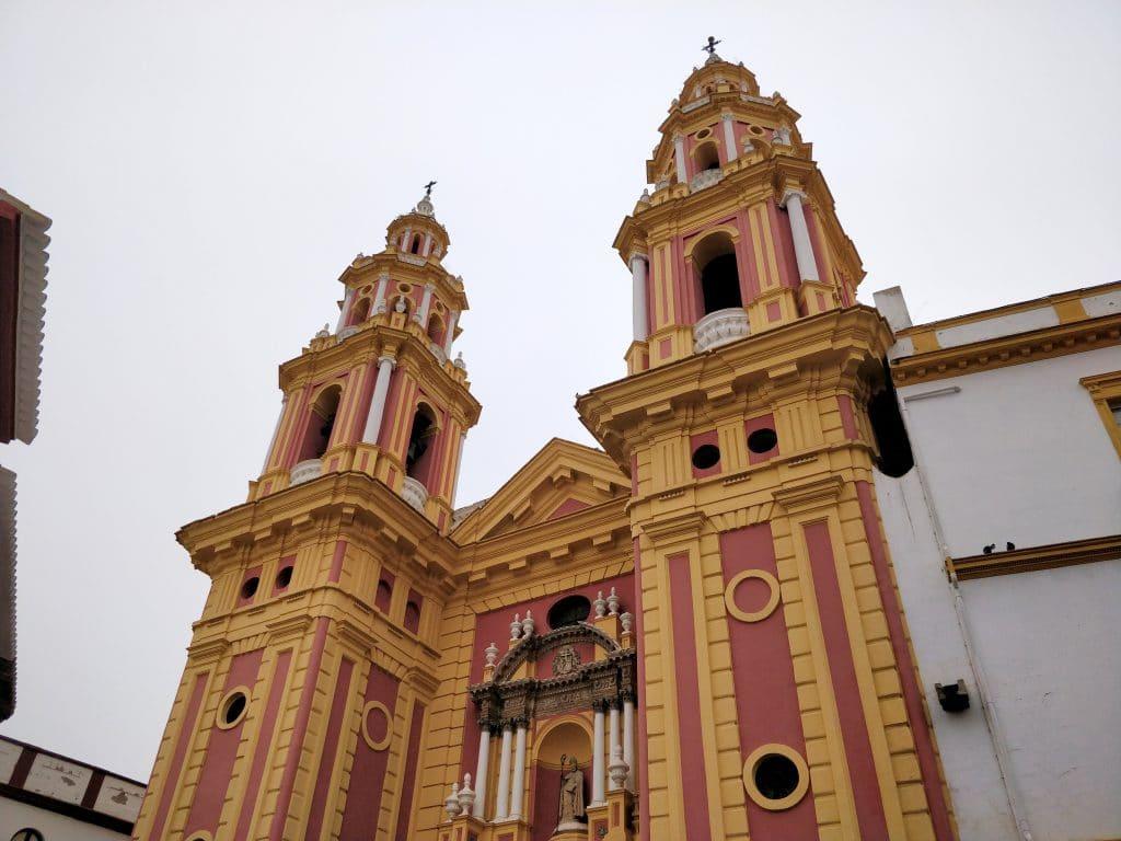 Parroquia De San Ildefonso Sevilla