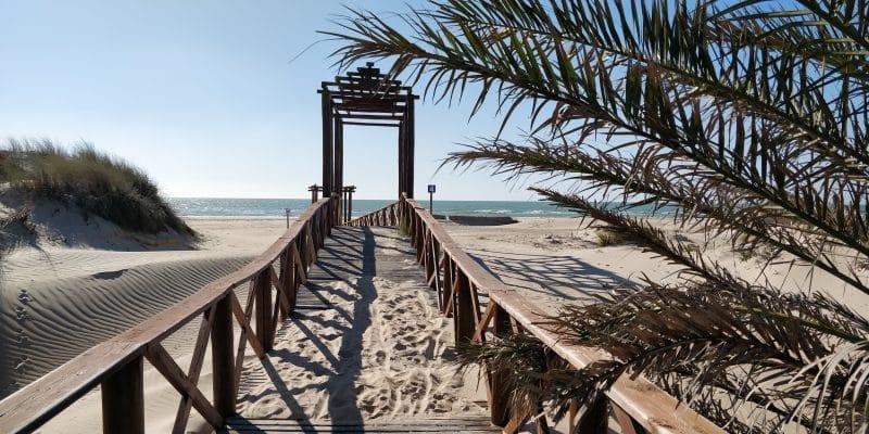 Playa De La Cortadura 6