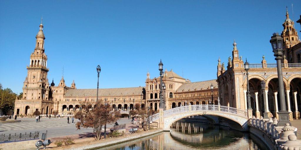Plaza De Espana Sevilla 13